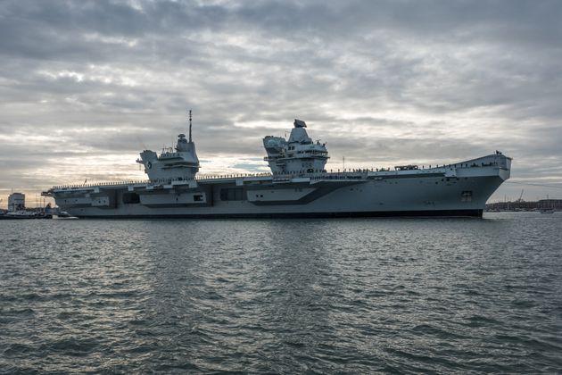Η βρετανική κυβέρνηση σκοπεύει να στείλει το νέο της αεροπλανοφόρο στον Ειρηνικό ως «μήνυμα» στην