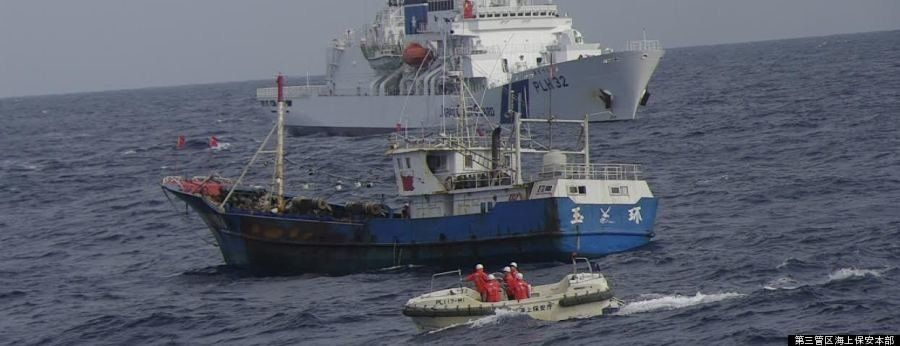 【サンゴ密漁】中国人船長を逮捕 法改正後では初めて(画像)