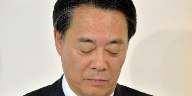 海江田万里氏が落選 民主党代表を辞任へ