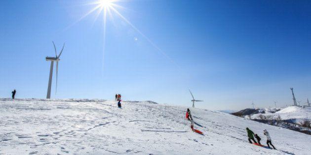 2018年冬季オリンピック、平昌・長野で分散開催?