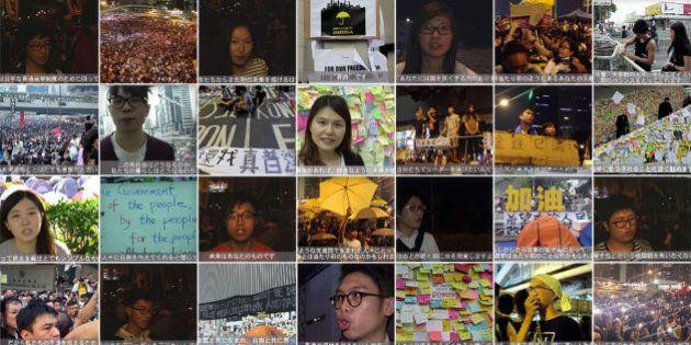 「投票する権利を、どうか無駄にしないで」香港デモの若者から日本へのメッセージ【衆院選2014】