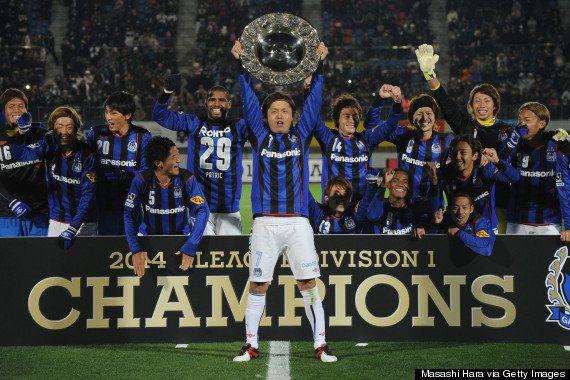 ガンバ大阪が9年ぶり2回目の優勝 Jリーグ、浦和は最終節でV逃す