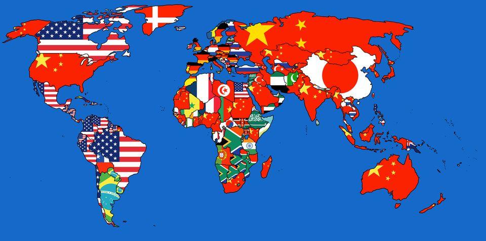 世界の国々は、どこから輸入しているのか 地図が語る【画像】