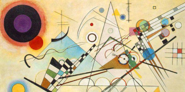 ワシリー・カンディンスキー生誕148周年 写実画が抽象画に変わるまで【画像集】