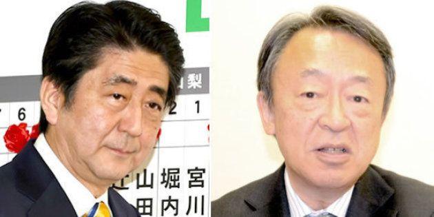 池上彰氏の質問に安倍首相が反論 集団的自衛権「何回も申し上げた」【選挙速報】