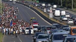 難民の受け入れ、割り当て16万人に 欧州委員長が義務化を提案