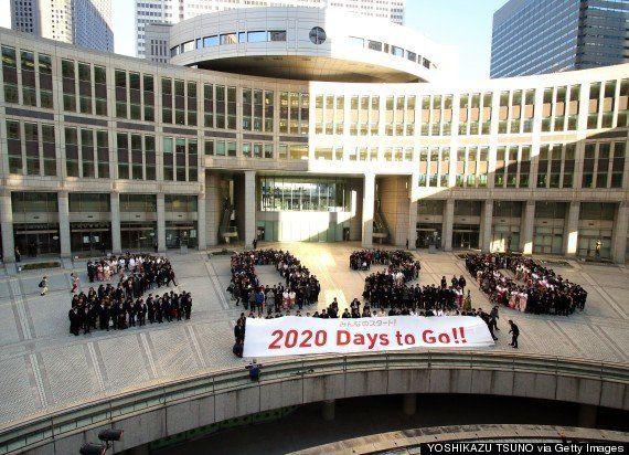 東京オリンピック開催まで2020日 IOCが動画公開【画像】
