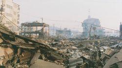 阪神大震災・被災直後の神戸のすがた【画像】