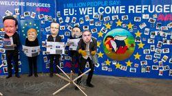 EUが難民12万人を受け入れ、分担は最終合意に至らず