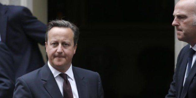イギリスがシリアを初空爆、IS戦闘員2人を殺害