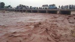 モロッコで大洪水 住宅など流され32人死亡【動画・画像】