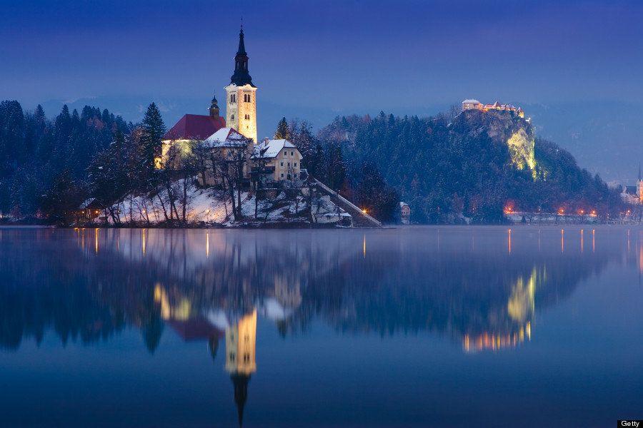 スロベニアの「おとぎ話のような島」ブレッド島の旅で、あなたは新しい幸せをつかめる【画像集】
