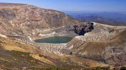 蔵王山で火山性微動 登山者に呼びかけ「火口に近づく際には十分注意を」