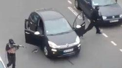 【パリ銃撃】18歳の男が警察に出頭 残り2人は兄弟