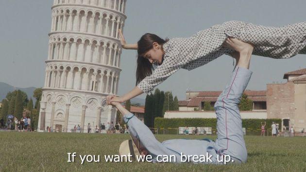 ピサの斜塔では、こうやって写真を撮りなさい【動画・画像】