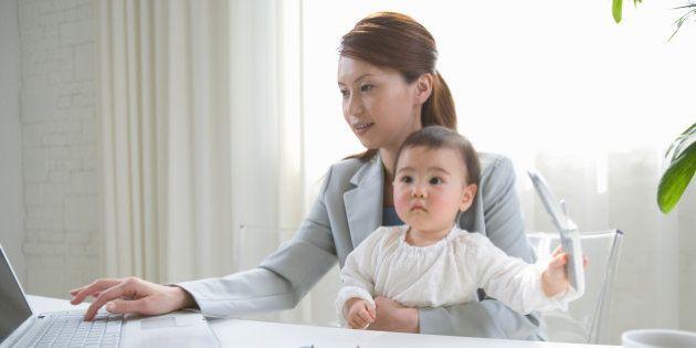 子育て世代の女性が働いている県・そうでない県【データ】
