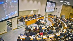 「さらなる核実験」北朝鮮が警告 国連委の決議に反発