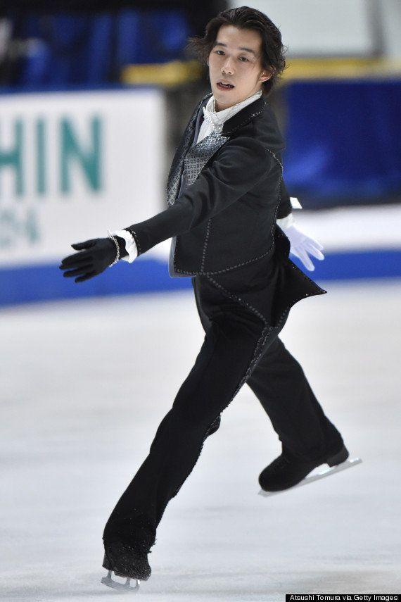 羽生結弦、NHK杯4位でファイナル進出 1位は村上大介、無良崇人は3位