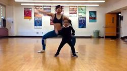 ビヨンセの曲で踊る、すごい2歳児(動画)