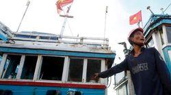 ベトナム漁師に「中国船の恐怖」