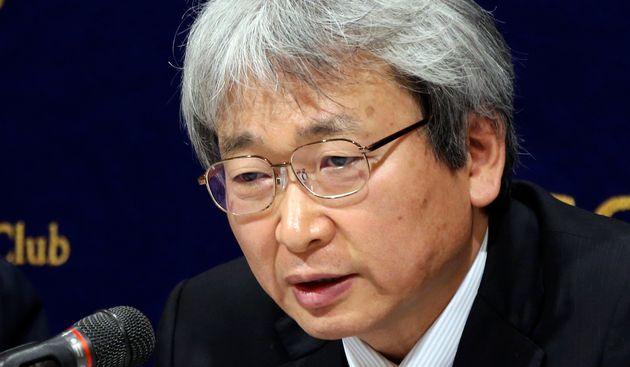 Le principal avocat de Carlos Ghosn, Motonari Otsuru,