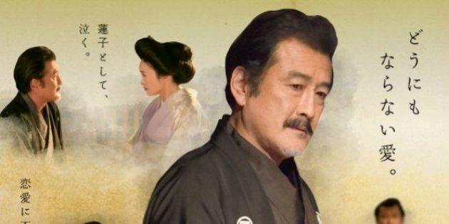 【花子とアン】視聴率24.7%、石炭王・嘉納伝助役の吉田鋼太郎「蓮子を命がけで愛している」