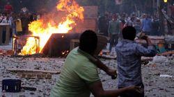 エジプトで再び大規模衝突