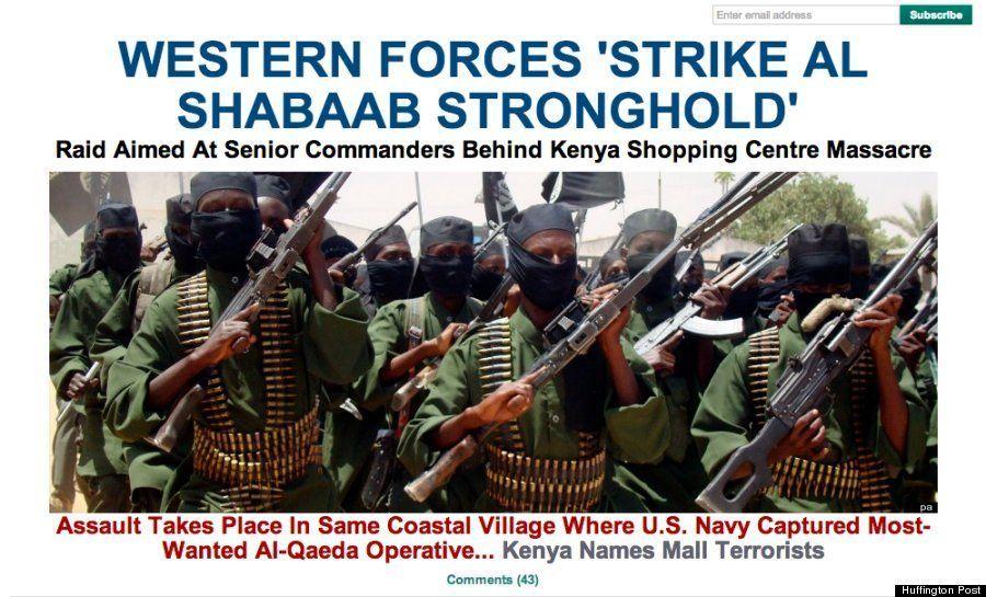 アメリカ軍、リビアとソマリアのアルカイダ拠点を急襲/ハフィントンポスト各国版