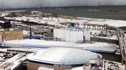 アメリカ全土で氷点下の寒さ、大雪のニューヨーク州では4人死亡
