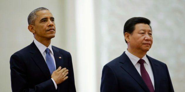 温室効果ガス、米中が削減目標示す 中国は2030年をピークに減少へ