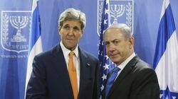 【ガザ地区】死者687人に ケリー米国務長官、イスラエルのネタニヤフ首相らと会談