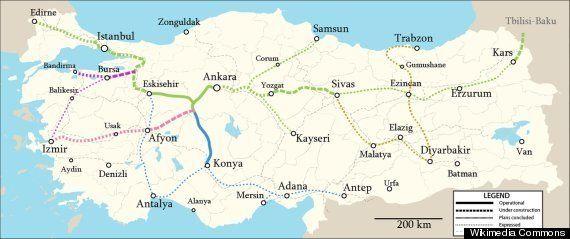 中国、高速鉄道を海外輸出
