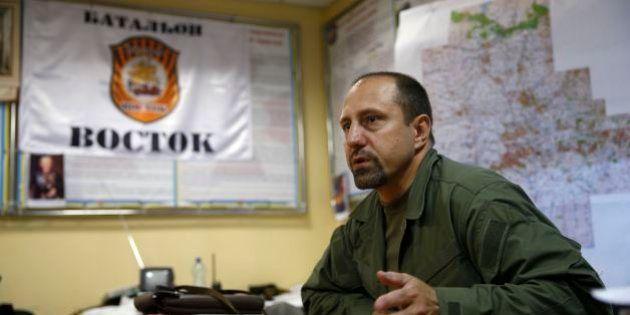 【ウクライナ】親ロシア派は「地対空ミサイル保有」、武装勢力の司令官が認める
