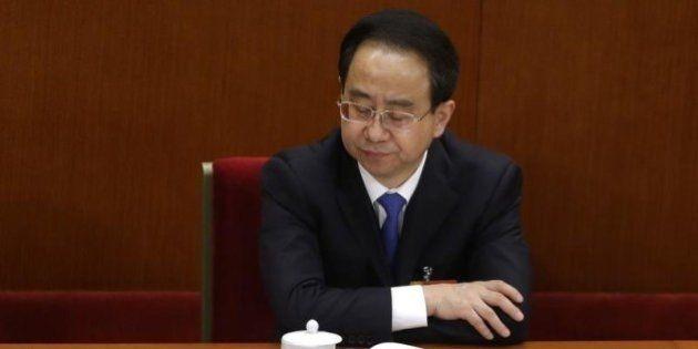 胡錦濤前国家主席の側近、令計画氏に収賄容疑 汚職摘発を進める習近平政権