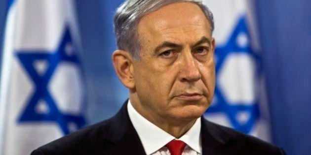 イスラエルのネタニヤフ首相「ガザ衝突長期化へ準備」