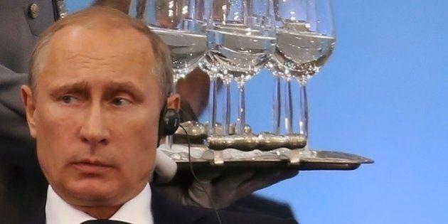 【マレーシア航空機撃墜】プーチン大統領、西側諸国の国内問題への介入拒む 親ロシア派には影響力行使