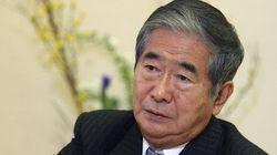 堺市長選で石原慎太郎氏の応援演説にヤジ「堺の話をしろ!」