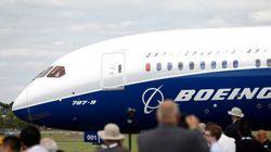 東レ、炭素繊維1兆円分を受注 ボーイング航空機に独占供給
