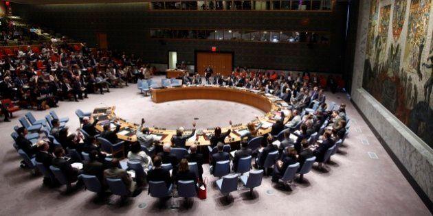 【マレーシア航空機撃墜】国連安保理、非難決議を採択 ロシアも賛成、全会一致で