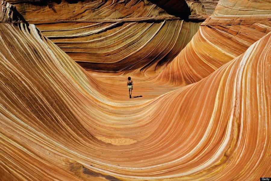 圧倒される風景:世界の「自然の驚異」17選