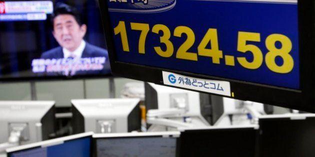 株価が「警戒水域」に入った日本・アメリカ、緩和マネー流入で業績上回るペース