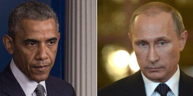 【マレーシア航空機墜落】オバマ大統領「親ロシア派の支配地域からミサイル」と強調、プーチン大統領にも圧力