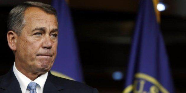 米下院議長、オバマケア廃止目指す方針 移民政策で大統領をけん制