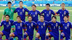 サッカー世界ランキング、日本45位に アジア最上位