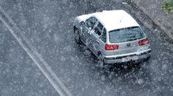 Διακοπή κυκλοφορίας στη λεωφόρο Πάρνηθας λόγω