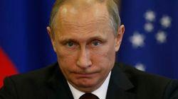 プーチン大統領の対ウクライナ「二重戦略」、親ロシア派劣勢で軟化も