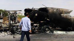 リビアの国際空港が襲撃され航空機の9割が破壊、国連職員は国外退避