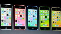 iPhone 5c予約、 一部ショップは整理券配布