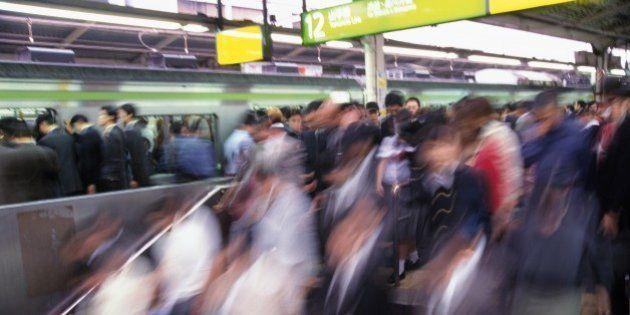 通勤時間、理想35分→現実は平均58分