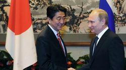 日ロ首脳会談、プーチン大統領の来年訪日に向け準備で一致